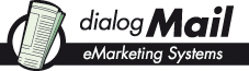 Logo dialog-Mail Newsletter Software