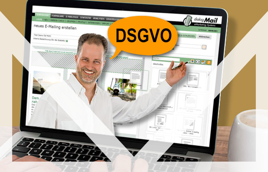 Webinar: DSGVO & E-Mail Marketing in der Praxis